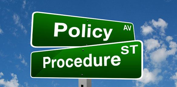 Policy-v-Procedure